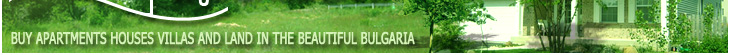 Home - Bulgarian Real Estates - Excellent plot for investment
