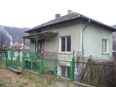 Beautiful mountainside house