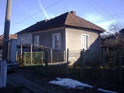 Mountainside house