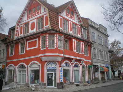 Красива къща