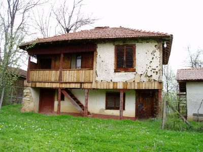 Хороший дом в деревне