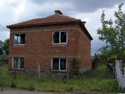 Two-storey rular house