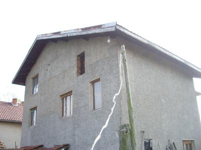 Просторные два этажный дом