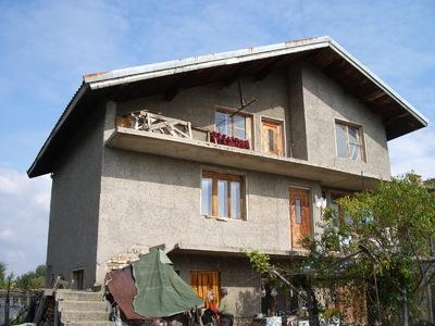Spacious two storey house
